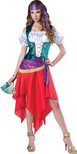 Adult Mystical Gypsy Fortune Teller Costume