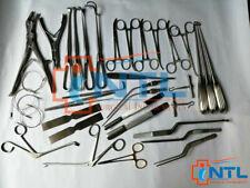 Basic Craniotomy Set Of 40 Pcs Spine Orthopedic Surgical Instruments
