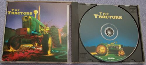 1 of 1 - TRACTORS Same 1994 USA Arista CD COUNTRY Ry Cooder