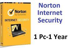Norton Internet Security 2017 - 1 Anno 1 PC - Key Code