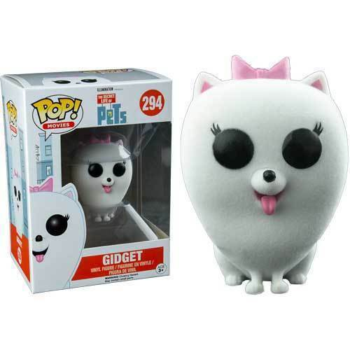 Funko Pop Gidget 294 The Secret Life Of Haustiere Figure 9 Cm StrÖmten Exclusive Action- & Spielfiguren