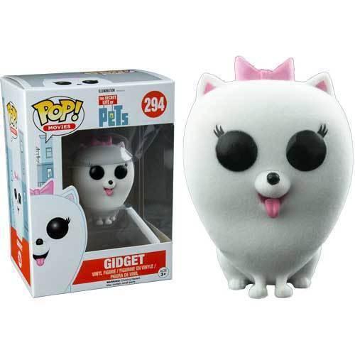 Funko Pop Gidget 294 The Secret Life Of Haustiere Figure 9 Cm StrÖmten Exclusive Spielzeug Film, Tv & Videospiele