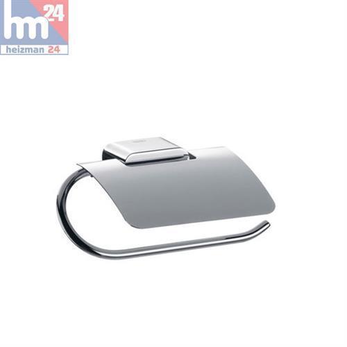 EMCO Logo 2 Papierhalter mit Deckel chrom 300000100