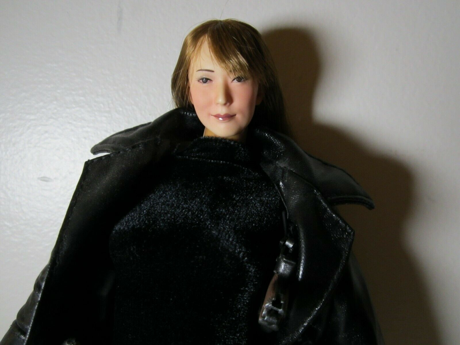 1 6 Sexy Asian Assassin figure with Hatano Yui 3D Scanned head 12  figure