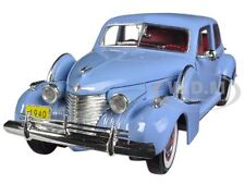 1940 CADILLAC SIXTY SPECIAL BLUE 1:32 DIECAST MODEL CAR SIGNATURE MODELS 32361
