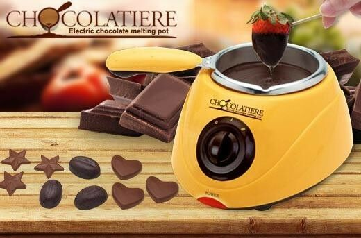 Chocolatiere Melting Pot - WITH ACCESORIES -NEW