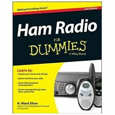 Ham Radio for Dummies by H. Ward Silver (2013, Paperback)