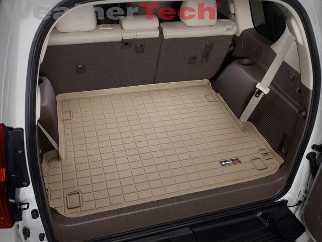 WeatherTech Cargo Liner Trunk Mat for Lexus GX460 - 2010-2018 - Tan