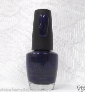 OPI Nail Polish Color Yoga-ta Get This Blue! I47 .5oz/15mL   eBay
