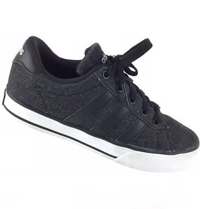 Details Blackwhite 3 K R3s9 Up Size Kids' Adidas About Aw4545 Lace Daily Shoes A43LqcRj5
