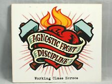 Working Class Heroes by Discipline (Netherlands)/Agnostic Front (CD, Mar-2007, I Scream Records)