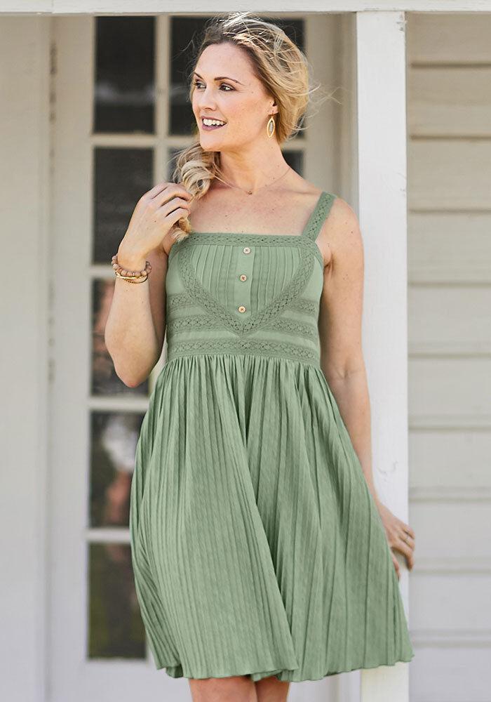 NWT damen Matilda Jane Camp MJ gaines Grass Roots dress Größe S Small