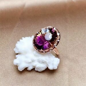 Extra-Large-Natural-Ametrine-Ring-S925-Colorful-Energy-Gemstone-Woman-Ring