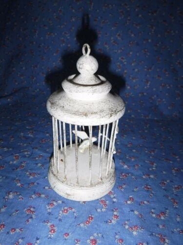 ksm Older Mini Bird Cages Craft Projects Fairy Gardens Dollhouse Variety U Chose