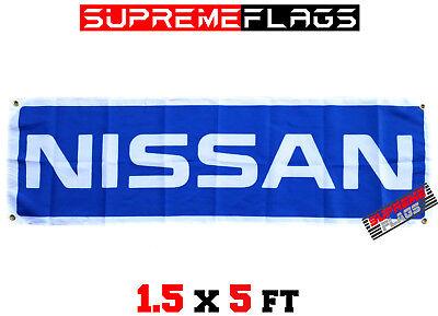 NGK Flag Banner Motor Spark Plugs Shop Garage White 18x58 in