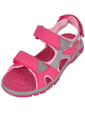Khombu Kids Boys River Sandal Adjustable Straps black   Sz 12 13 1 2 3 4