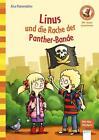 Linus und die Rache der Panther-Bande von Alice Pantermüller (2015, Gebundene Ausgabe)