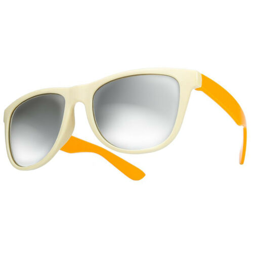Donne Ragazze Uomini Occhiali da sole a Specchio Lente Specchio occhiali Casual Vacanza Festa LA