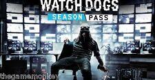 WATCH DOGS SEASON PASS PC only (Uplay key )