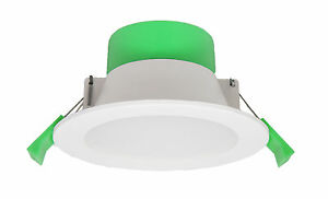 10-x-10W-IP44-LED-DOWNLIGHT-KIT-90MM-CUTOUT-COOL-WHITE-SAA-LIGHT-WITH-PLUG-DIM