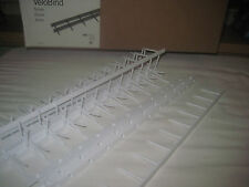 20 New White VeloBind 11-pin/prong spines, 1 inch, 25 mm, GBC 9741019G