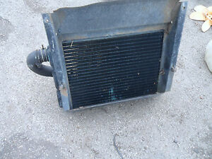 1500 mg midget radiator