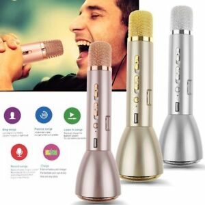 Wireless-Bluetooth-Karaoke-Microphone-Mini-Speaker-KTV-Mic-Player-K088