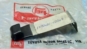 TOYOTA-LAND-CRUISER-40-45-55-SERIES-GENUINE-NOS-OEM-ACCELERATOR-CABLE-SUPPORT