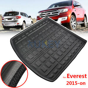 For-Ford-Everest-2015-2019-Boot-Cargo-Tray-liner-Rear-Trunk-Floor-Mat-Carpet