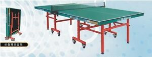 Local Sale Clearance Indoor Outdoor Ping Pong Table Tennis