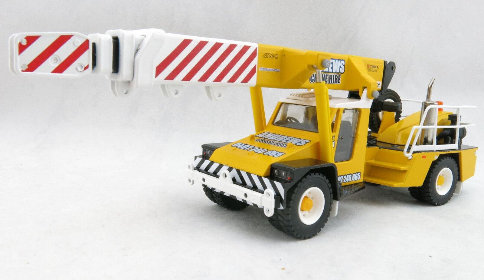 Conrad 2113 11 Australian Terex AT20 Franna Mobile Crane Andrews Crane Hire 1 50