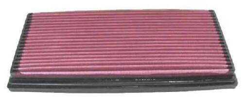 KN 332539 PEUGEOT 607 3.0 V6 24V 211CH Filtre a Air Sport K/&N 33-2539