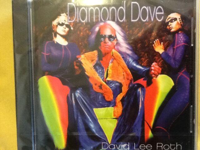 DAVID. LEE. ROTH.         DIAMOND.  DAVE.       COMPACT DISC