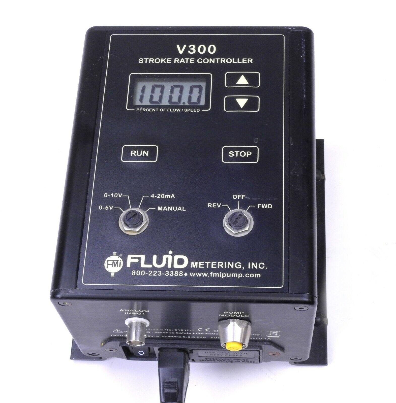 Fluid Metering V300