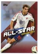 2016 Topps MLS Soccer All Stars #MLSA-19 Graham Zusi Sporting Kansas City