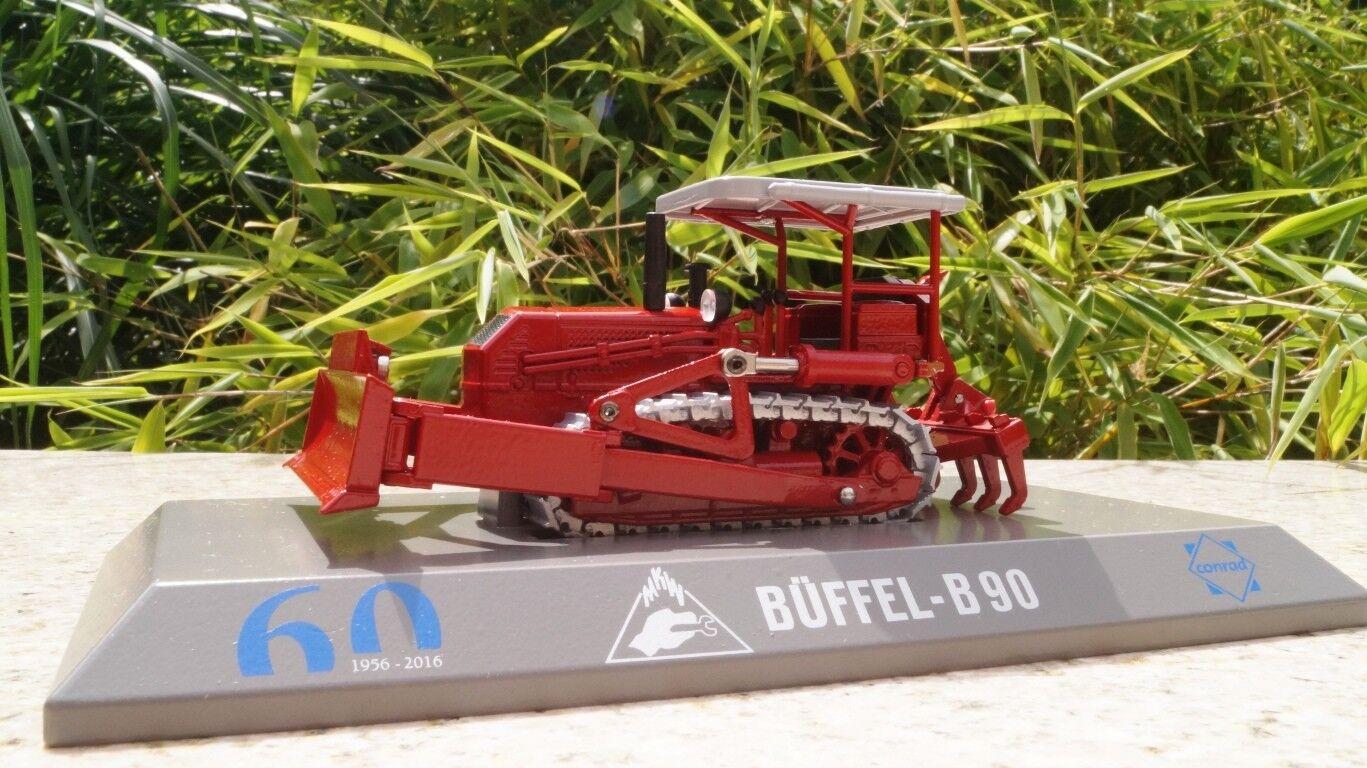 Conrad 1060 La société BUFFLE B 90 Bouteur Anniversaire Modèle 1 50 NOUVEAU dans neuf dans sa boîte
