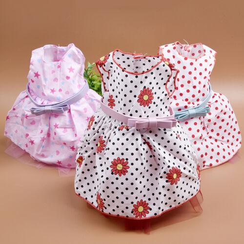 Handmade Mode Puppe Kleid mit Gürtel Kleidung Anzug für 18 Zoll Mädchen-Puppe