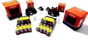 BREMI-W124-E-420-W140-500-400-SE-SEC-8x-ZUNDKERZE-2x-VERTEILERKAPPE-2x-FINGER