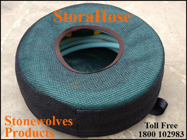 'StoraHose' Caravan water hose holder, Bag, Storage