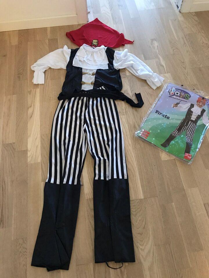 Udklædningstøj, Pirat