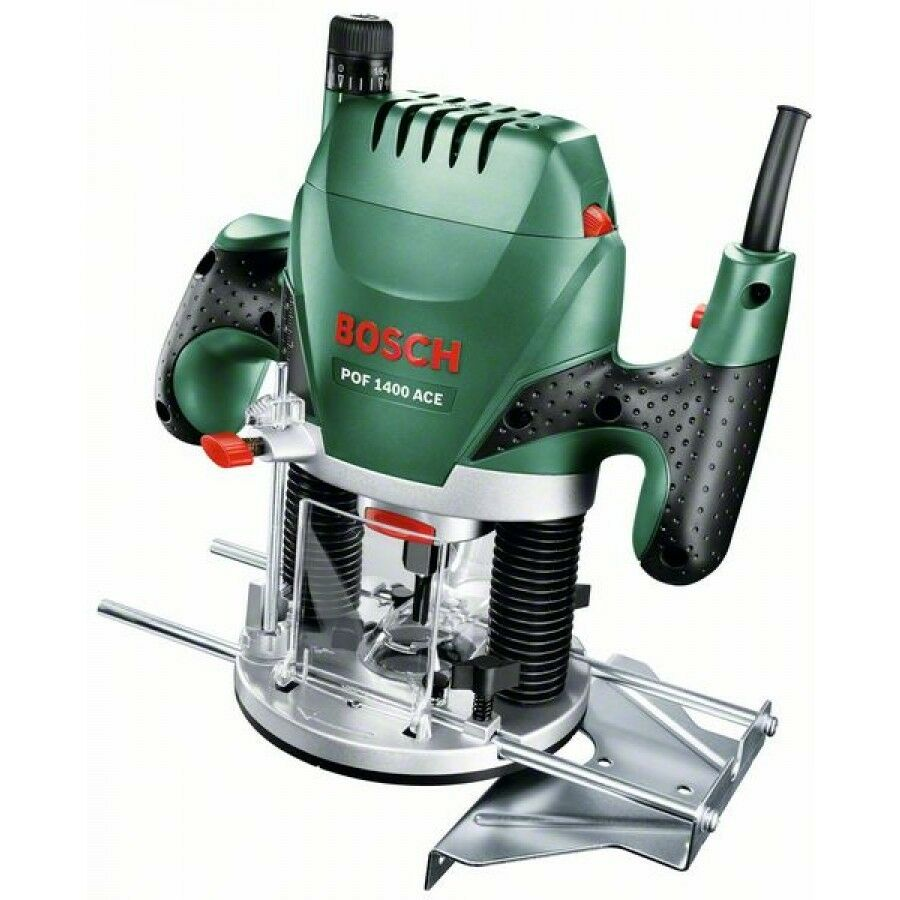 bosch router joiners & lathes (pof1400ace) | ebay