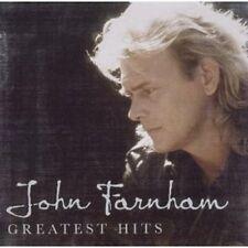 JOHN FARNHAM - GREATEST HITS CD 17 TRACKS NEU