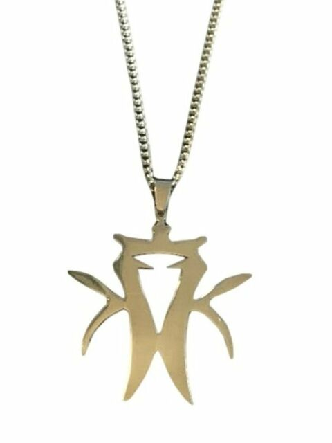 Kottonmouth Kings Rap Group Symbol Stainless Steel Necklace With 20