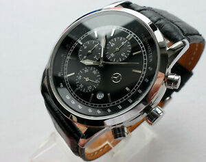 Mercedes-Benz-AMG-Motorsport-Racing-Classic-Car-Accessory-Chronograph-Watch