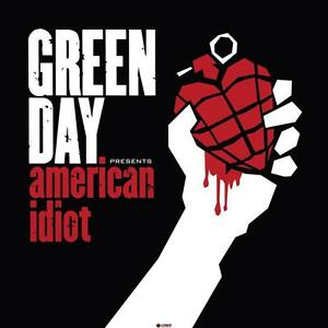 Green Day American Idiot Giclee Canvas Album Cover Picture Art