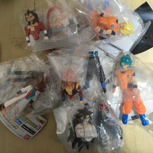 Dragon Ball SKILLS FIGURE 03 Goku Vegeta Gogeta Andoroid Cunber