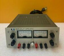 Hpagilent 6205b 20 V 06 A 40 V 03 A 24 W Dual Dc Power Supply Tested