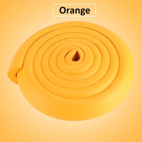 2M Children Protection Table Guard Strip Soft Foam Sponge Edge Protection