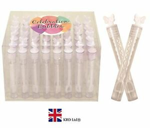 Image Is Loading Mini Erfly Bubble S Party Bag Filler Wedding
