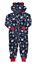 Ninos-Ninas-Ninos-Oficial-Personaje-Polar-Todo-en-Uno-Enterito-Pijamas miniatura 3